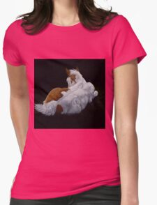 A world away Womens Fitted T-Shirt