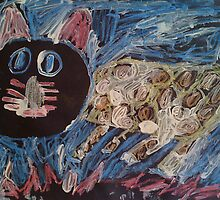 Dante's Leopard  by John Dicandia  ( JinnDoW )