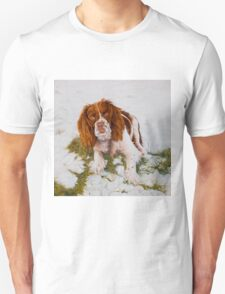 Muttley - The best Springer Spaniel Unisex T-Shirt