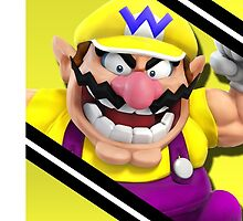 Wario Original-Smash 4 Phone Case by TomsTops