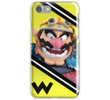 Wario Alternate-Smash 4 Phone Case iPhone Case/Skin