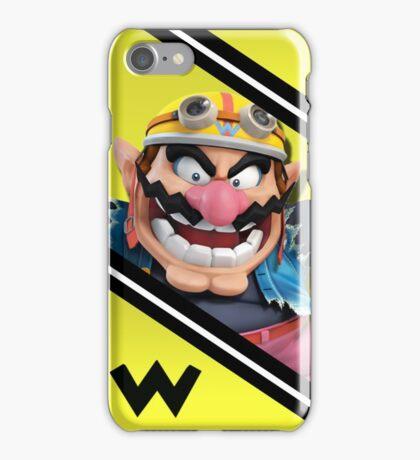 Wario Alternate-Smash 4 Phone Case iPhone Case/Skin