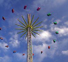 Round & Round Higher & Higher by Jo Nijenhuis