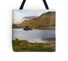 Cregennan Lake at Dusk Tote Bag