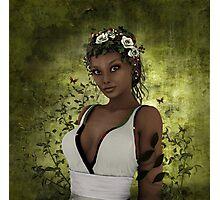 Gaia Photographic Print