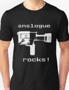 analogue rocks T-Shirt