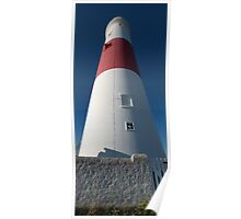 Portland Bill Lighthouse 4 Poster