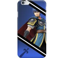 Marth Original-Smash 4 Phone Case iPhone Case/Skin