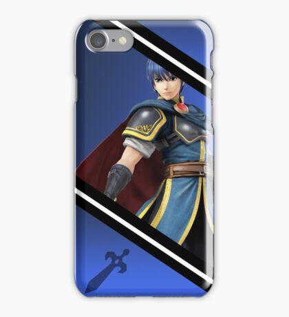 Marth Original-Smash 4 Phone Case iPhone Case/Skin