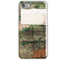 The Covered Wagon  iPhone Case/Skin