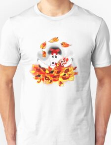 DOLORES LOVES AUTUMN/TEE SHIRT BABY GROW/KIDS TEE Unisex T-Shirt