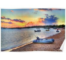 Gove Sunset-6586 Poster