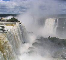 Brazil-Iguazu Falls by fifotos