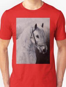'Silver'-Gypsy Cob-Milltown Fair Unisex T-Shirt