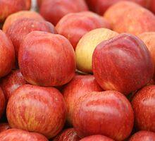 An apple a day by Estellek82