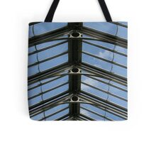 Victorian Glasshouse Ceiling Tote Bag