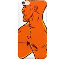 Man 04 iPhone Case/Skin