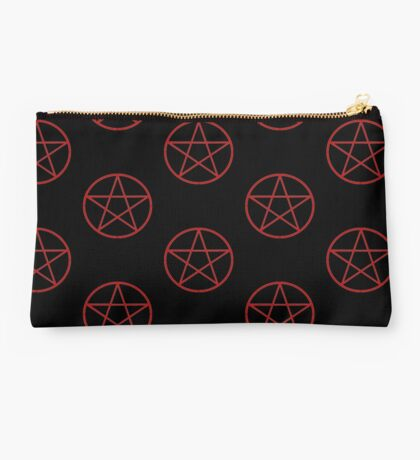 Pentagram Pattern Studio Pouch