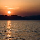 A Summer's Day in the Mediterranean Sea. by imagic