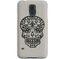 Mexican Sugar Skull, Day of the Dead, Dias de los muertos Samsung Galaxy Case/Skin