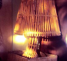 New Lamp of Antiquity by Joemarie Chua
