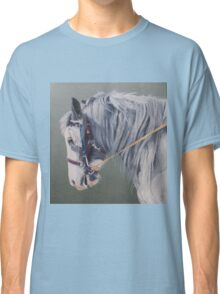 Gypsy Cob mare-Milltown Fair Classic T-Shirt