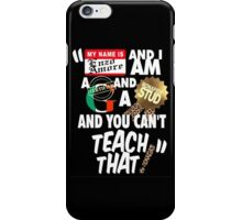 """ My name is Enzo Amore iPhone Case/Skin"