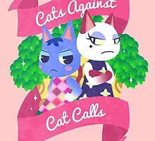 Cats Against Cat Calls by Siobhan Brewer