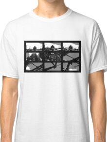 Crossing The Bridge into The Abstract Classic T-Shirt