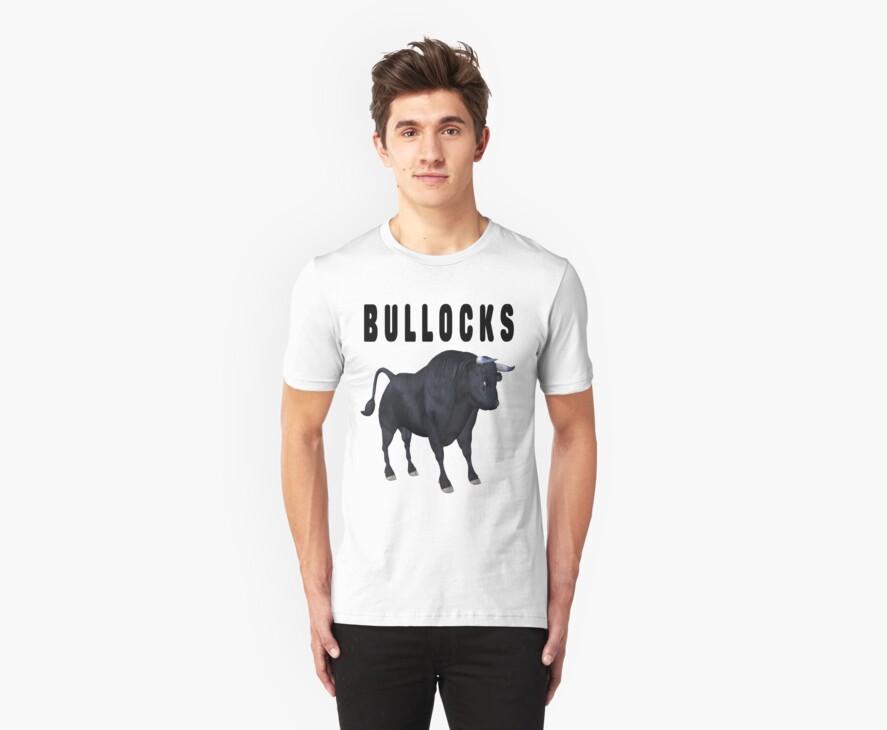Bullocks .. wacky humour by LoneAngel