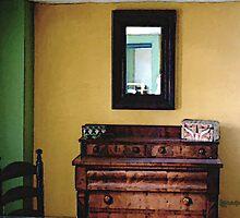 Corner Tableau by RC deWinter