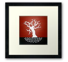 Winter is Coming Again Framed Print