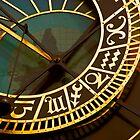 The Prague Astronomical Clock by Paul Tait