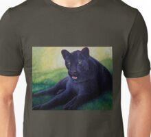 Black Leopard Unisex T-Shirt