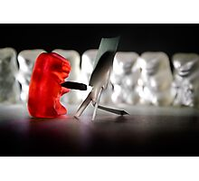 Gummy Bear Photography - Sharing A Workflow Photographic Print