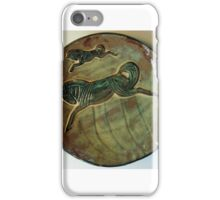 Plate - Happy Horses iPhone Case/Skin