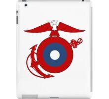 USMC Historical Roundel 1912 iPad Case/Skin
