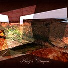 Kings Canyon Collage by amante