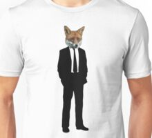 Sharp Fox Unisex T-Shirt