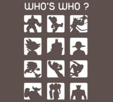 Who's who ? by Lucie33