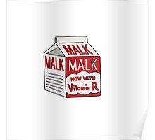 Malk Poster