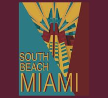 South Beach Miami by amcrist