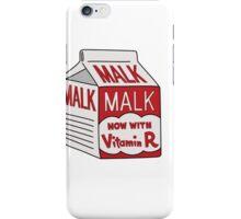 Malk iPhone Case/Skin