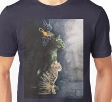 Jake with the ancestors Unisex T-Shirt