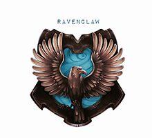 Ravenclaw Crest Harry Potter by unicorndeni