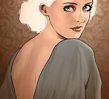 Bette Davis by kimballgray