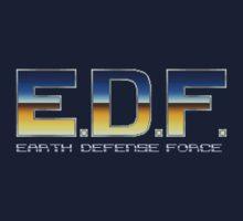 Earth Defense Force Baby Tee