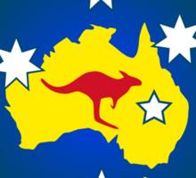 Australian Republic - Girt by Sea Sticker