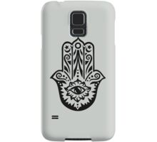Hamsa - Hand of Fatima, protection symbol Samsung Galaxy Case/Skin