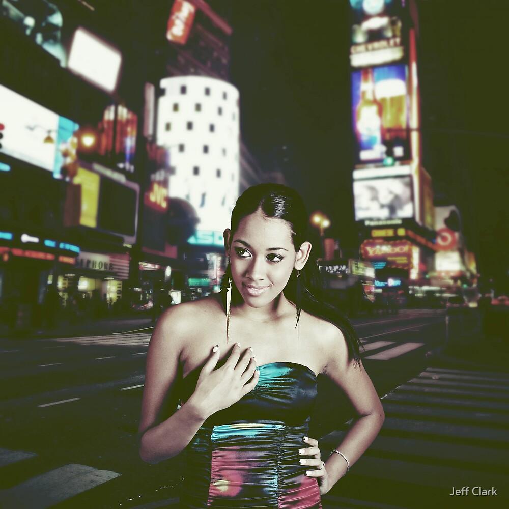 City Girl by Jeff Clark